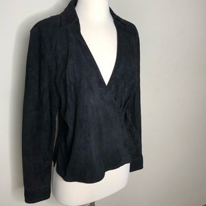 Authentic Vintage Ralph Lauren 100% Suede Jacket